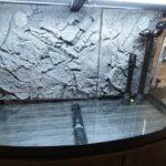 Juwel Aquarium Rückwand